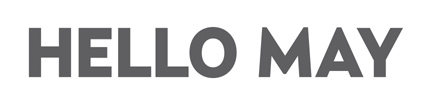 Hello May logo