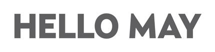 Hello May logo