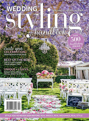 Modern Wedding Styling Handbook