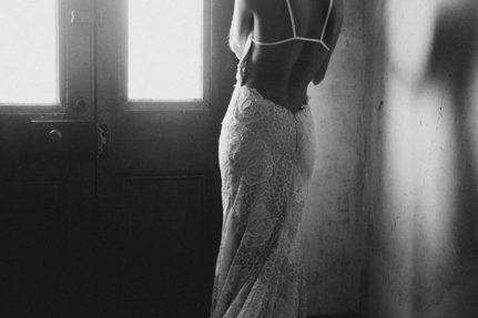 couture bride editorial