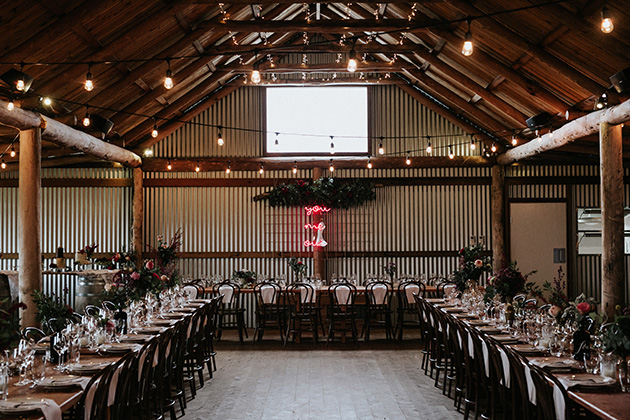 waldara farm wedding