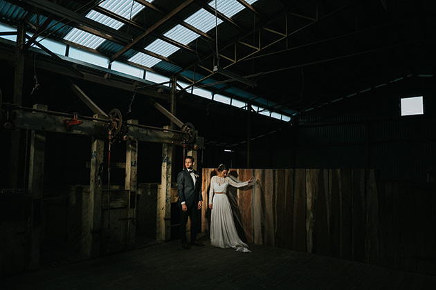 waldara farm wedding photo