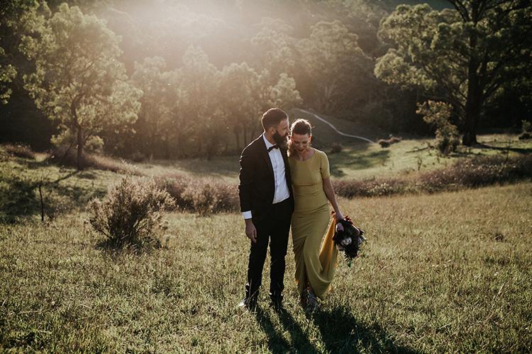 dryridge wedding blue mountains