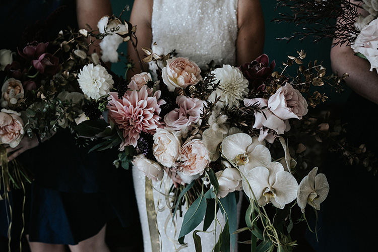 wiluna studio wedding flowers