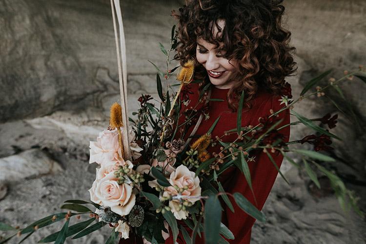 edith florist floral ink