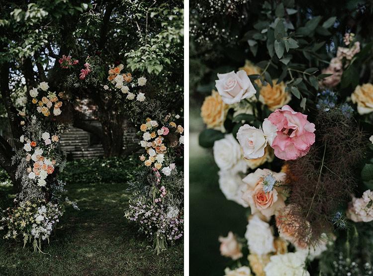 braidwood wedding flowers