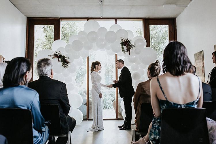 nishi gallery canberra wedding