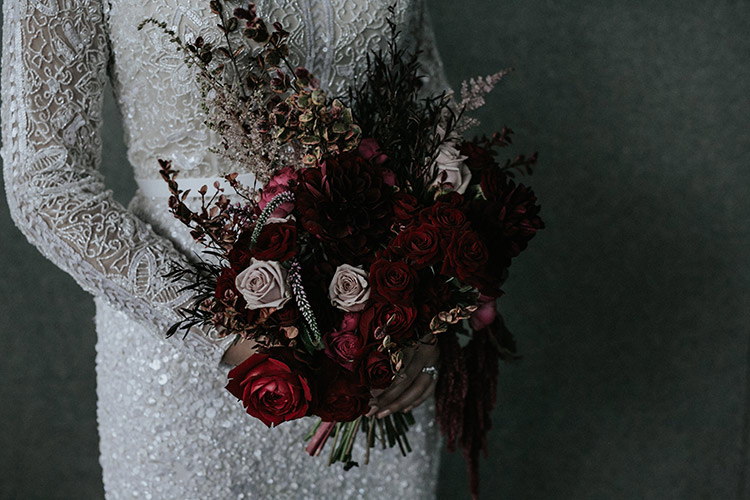 floral society canberra wedding
