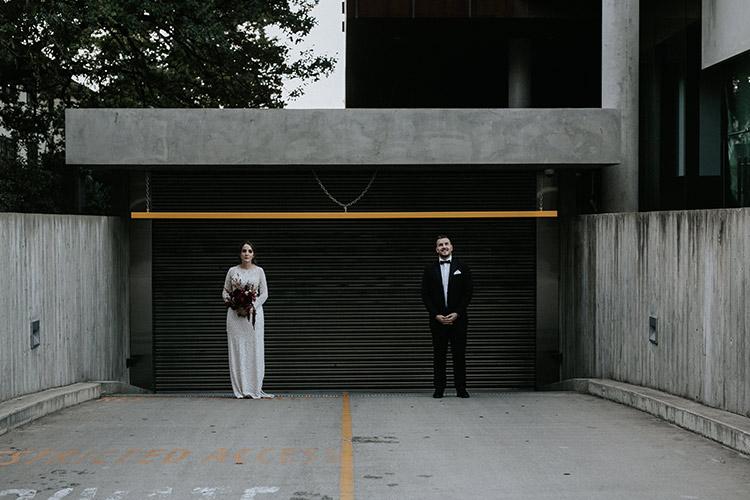 newacton canberra wedding