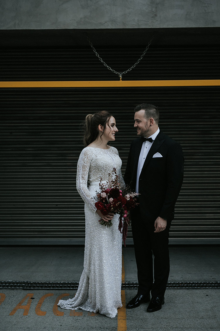 newacton canberra wedding